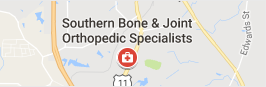 Practice Location Southern Bone & Joint Specialists, P.A.